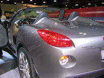 The exposition of the auto show in Los Angeles 2005. Royalty Free Stock Photography