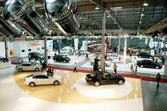 Exposition automobile Image libre de droits