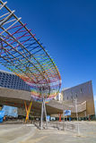 Trade Fairs and Congress Center in Malaga, Spain Royalty Free Stock Photography