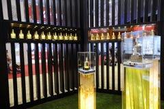 Exposition d'alcool de Swellfun Images stock