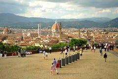 Exposition d'art moderne et contemporain à Florence, Italie photographie stock