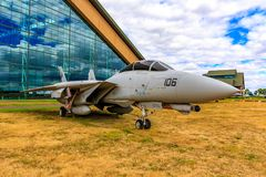 Exposition d'avions photos libres de droits