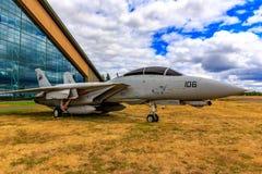 Exposition d'avions photos stock