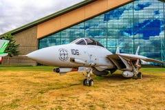 Exposition d'avions photo stock