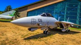 Exposition d'avions images libres de droits
