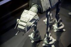 Exposition d'identités de Star Wars à Ottawa Photo stock