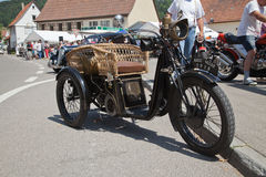 Exposition d'Oldtimer Image stock