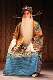 Exposition d'opéra de Pékin Image libre de droits