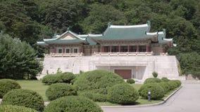 Exposition de l'amitié entre les peuples La Corée du Nord Photo libre de droits