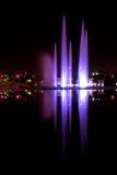 Exposition de l'eau Image libre de droits