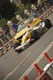 Exposition de route de Renault Bucarest Photo libre de droits