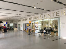 Exposition de Saigon et centre de convention, Ho Chi Minh City Image stock