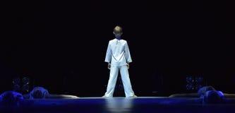 Exposition de théâtre de danse du ` s d'enfants Image stock