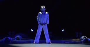 Exposition de théâtre de danse du ` s d'enfants Images libres de droits