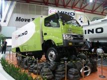 Exposition de véhicule à Jakarta Image stock
