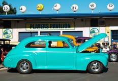 Exposition de véhicule Photo libre de droits