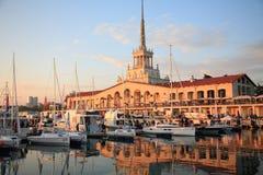 Exposition de yacht Photos libres de droits