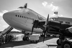 Exposition ILA Berlin Air Show 2018 Images libres de droits