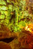 Paradise Cave Royalty Free Stock Images