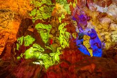 Paradise Cave Royalty Free Stock Photography