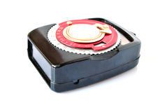 Exposure meter. For measurement of the illumination at removal Royalty Free Stock Photography
