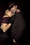 Expresión del tango imagen de archivo libre de regalías