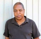 Expresiones masculinas afroamericanas Fotografía de archivo