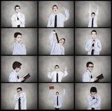 Expressões fotografia de stock royalty free