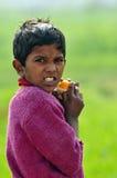 Expressões com fome Fotos de Stock Royalty Free