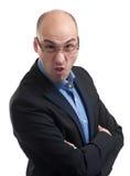 Expressões do homem imagem de stock royalty free