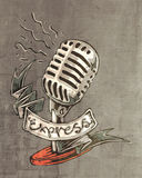 express Lizenzfreie Stockbilder