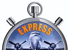 express Royalty-vrije Stock Fotografie