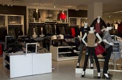 Express clothing store Stock Image