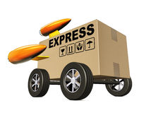 Express Royalty Free Stock Image