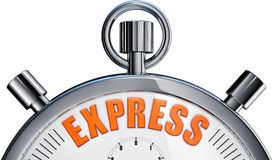 Express Royalty Free Stock Images