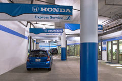 Express dealership service Royalty Free Stock Photos