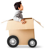 Express delivery Stock Photography