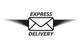 Express delivery  icon Stock Photo