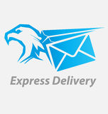 Express, fast delivery icon Stock Photo