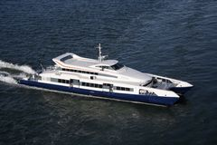 Express Ferry Stock Image
