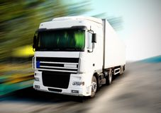 Express freight Stock Images