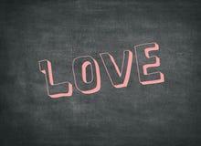 A express?o viva da emo??o da vida do amante do amor aprecia a c?pia da tipografia fotografia de stock