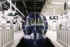 Express Rapit Of Nankai Namba Station Royalty Free Stock Photography