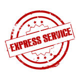 Express service Royalty Free Stock Images