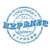 Express stamp Stock Images