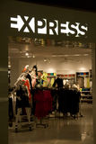 Express store stock image