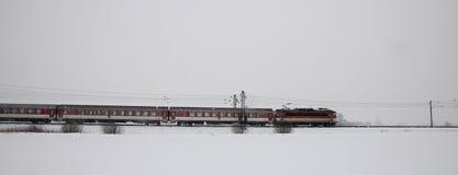 express to Slovakia Stock Photography