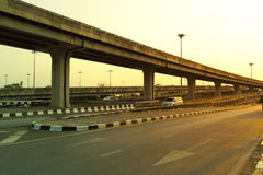 Express way Stock Photography