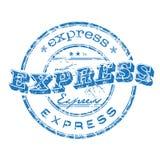 Expresse o selo Imagens de Stock
