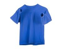 Expressões do Tee-shirt Fotografia de Stock